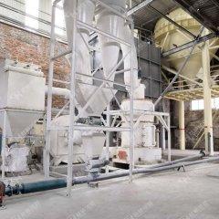鋁礬土粉磨設備 膩子粉雷蒙磨粉機 小型雷蒙機的圖片