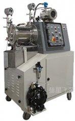 WL-2L卧式小批量生产砂磨机的图片