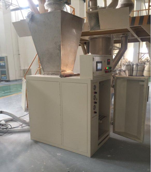 HG 7000真空粉体包装机的图片