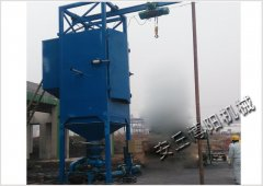 木屑粉噸袋拆包機 自動噸包破包機設備廠