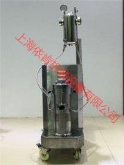 汽车防腐涂料管线式研磨分散机的图片