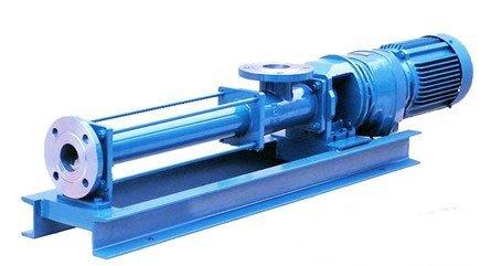 LX系列低压螺旋输送泵的图片