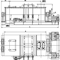 JS型双轴搅拌机的图片