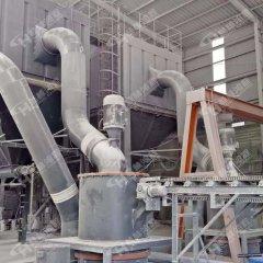 超微磨粉機 1500目大理石細粉超細雷蒙磨粉機的圖片