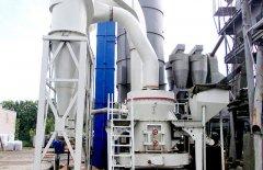 雷蒙磨升级版 磨粉效率高的机器 打石粉的机器的图片