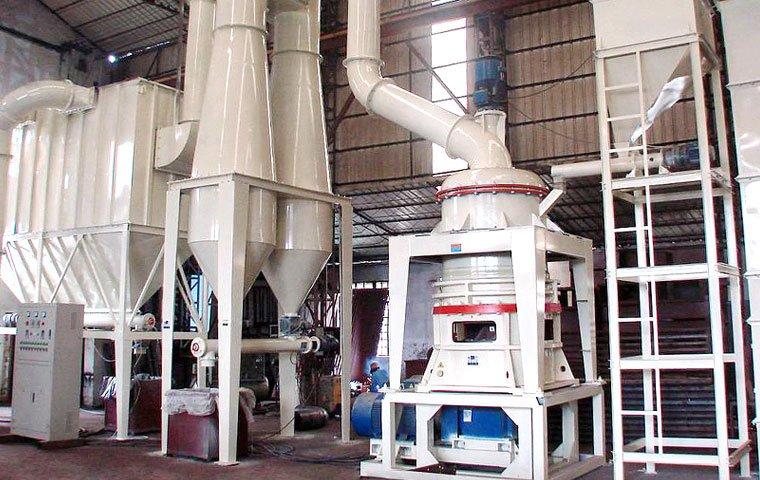 超细微粉磨 碳酸钙3000目细粉磨粉机的图片