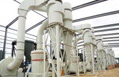 钾长石磨粉设备 长石粉200目细度加工设备的图片