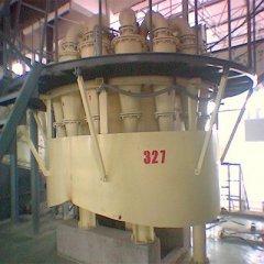 煤泥水濃縮分級旋流器
