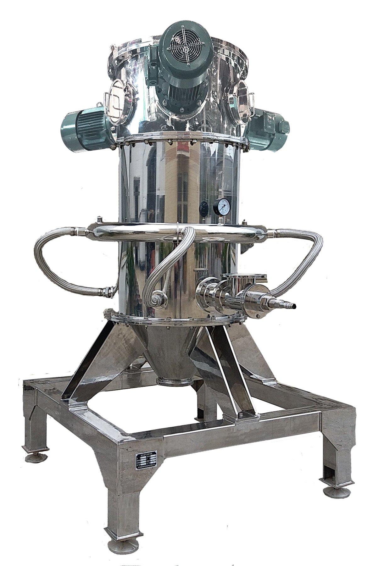 GTJ系列流化床气流粉碎机的图片