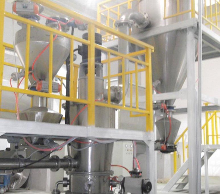 新型超節能氣流粉碎機的圖片