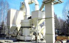 325目细粉磨粉机 梯形磨 雷蒙磨型号的图片