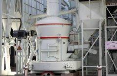 欧版磨 黎明重工MTW175磨粉机 石灰石碳酸钙粉磨机的图片
