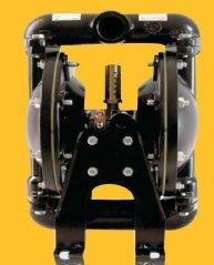 25铝合金气动隔膜泵