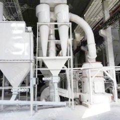 礦石磨粉機 方解石雷蒙磨 廣西雷蒙機廠 小型節能雷蒙磨機的圖片