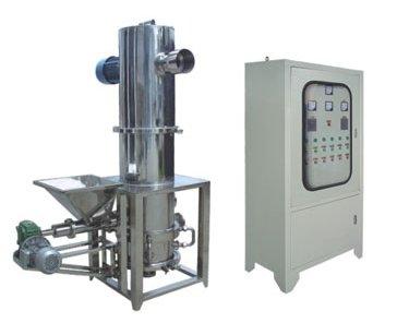 BKL系列流化床对撞式气流粉碎机的图片