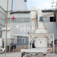 電廠脫硫雷蒙機 脫硫石灰石雷蒙機微粉磨生產設備的圖片