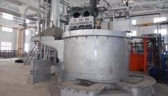 蓄熱式熔鋁保溫加熱爐