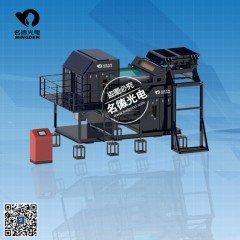 名德矿石CCD色选机可选物料范围广/产能高/精度高的图片