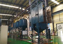 吨袋投料器 碳酸锂粉吨袋放料  破包投料设备的图片