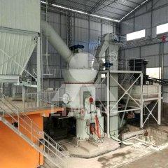 黎明重工立磨 碳酸钙产量大磨粉机 立式磨粉设备生产线的图片