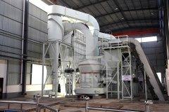 雷蒙磨 雷蒙磨生产线 石灰石磨粉设备 工业制粉的图片