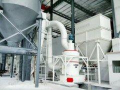 干法磨粉機 廣西雷蒙磨廠優質粉磨鉀長石擺式磨機器的圖片