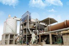 滑石粉生产机械 加工钾纳长石粉料的设备的图片