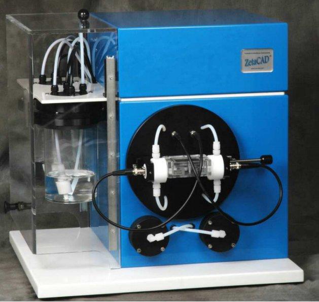 固体表面Zeta电位分析仪的图片