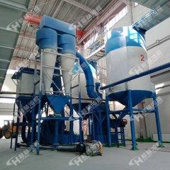 灰鈣粉磨機 消石灰雷蒙磨粉機 小型磨礦設備的圖片