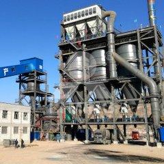 矿渣磨粉机 (生焦)石油焦磨粉生产线的图片