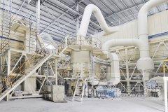 陶瓷原料超细粉磨粉机 2000目粉体加工设备的图片
