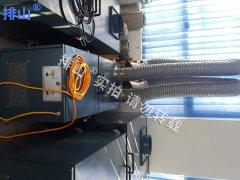 PS-15H移动式焊烟净化器主的图片