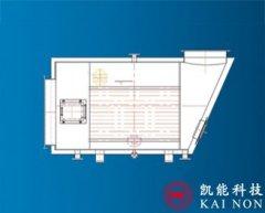 WFY型卧式烟道废气锅炉的图片