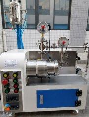 实验室棒销卧式砂磨机的图片