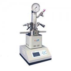 机械搅拌快开微型反应釜的图片