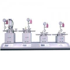 4工位平行微型反应釜的图片