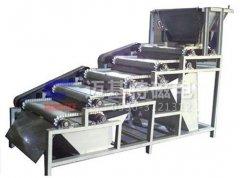 YGC-I永磁干粉辊式高梯度磁选机的图片