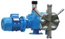 TN Nexa 系列液压双隔膜计量泵的图片