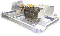 3C Exacta系列三柱塞往复泵的图片