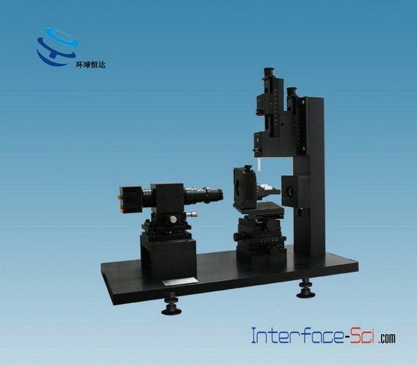 SCI2000B接触角测量仪的图片