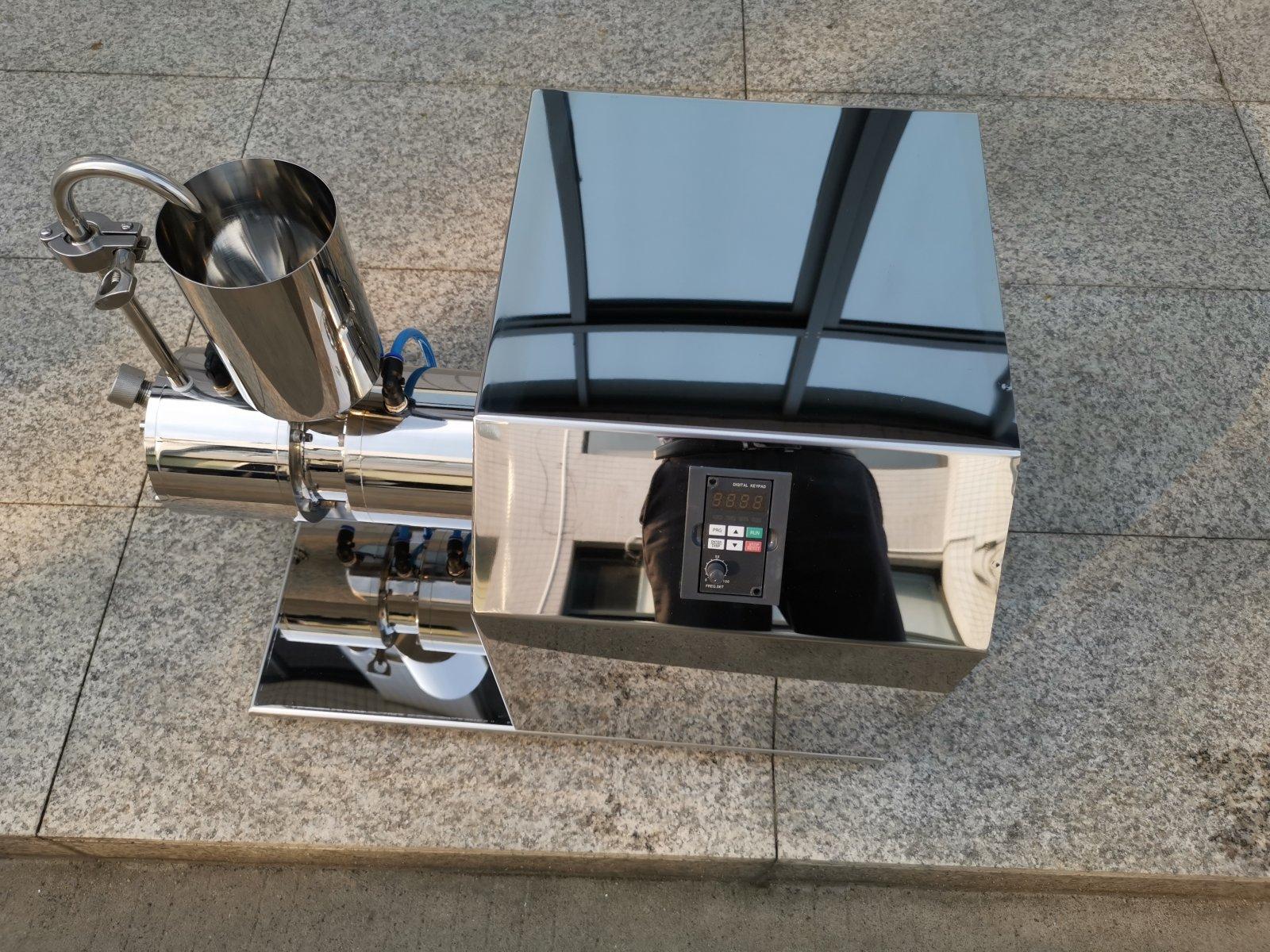 实验室盘式砂磨机的图片