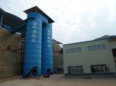 机械装、卸料立式环保型石灰窑