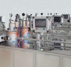 年产10吨电弧法石墨烯生产线(YLSMX80)的图片