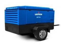 LUY系列移动式螺杆空气压缩机的图片