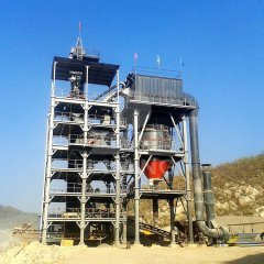 VU沙石骨料新型塔楼式制砂机