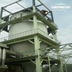 陶瓷粉颗粒喷雾干燥塔  造粒离心喷雾干燥机的图片