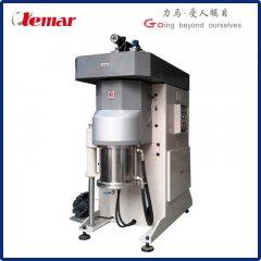 硅碳负极材料砂磨机的图片