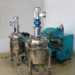 3L陶瓷纳米砂磨机