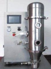 多功能流化造粒包衣实验机的图片