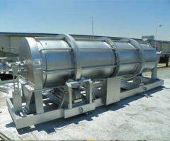 GT-X滚筒冷渣机